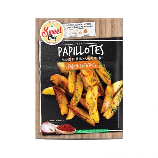 Papillote Potatoes
