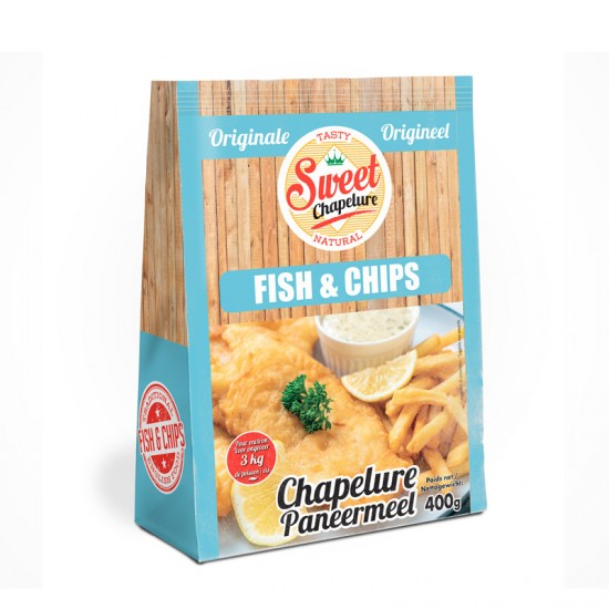 ORIGINAL FISH & CHIPS 400g