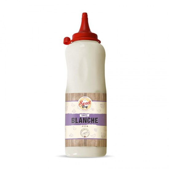 Sauce Blanche Sweet Chef 500ml