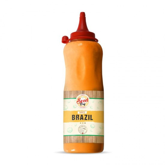 Sauce Brazil Sweet Chef 500ml