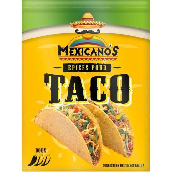 Épices pour Taco