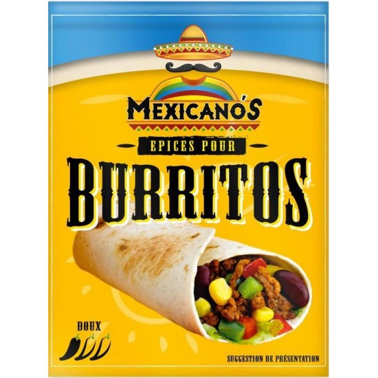 Épices pour Burritos
