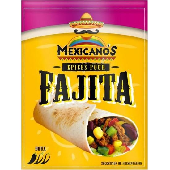 Épices pour Fajita