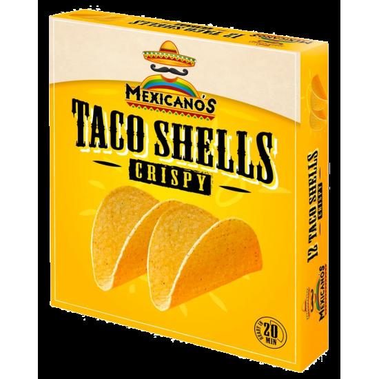 Taco Shells crispy