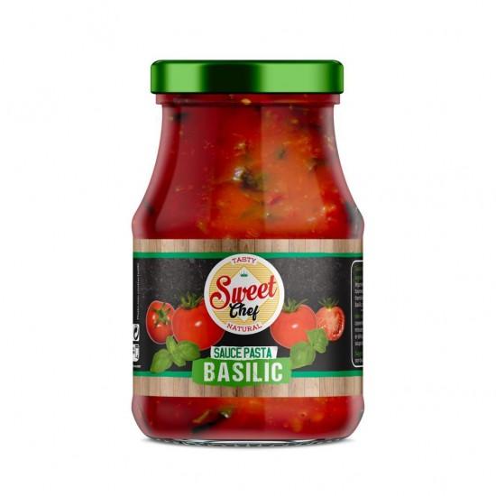 Sauce Pasta Basilic